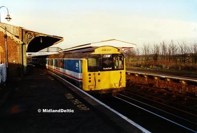 Isle of Wight (Rail) - 21-01-1989