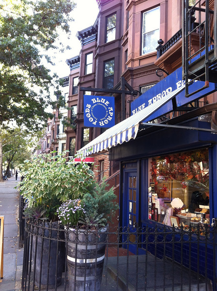 A wonderful deli in Brooklyn