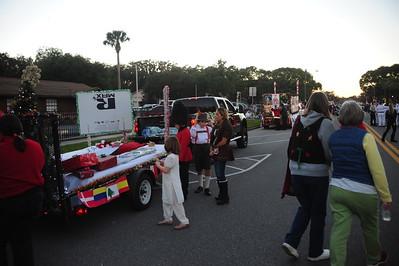 Sanford Christmas Parade 2014