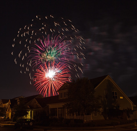 Mount Juliet, Tennessee on July 4th 2012
