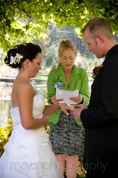 Ceremony - Sept 25 09