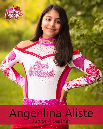 CS- Angelina Alisle (J4 Leather)