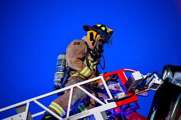 Vaughan, ON - Working Fire - 57 Sassafras Circle - May 12, 2020