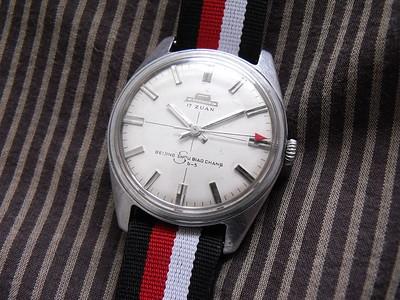 Beijing 北京 SB-5 white dial
