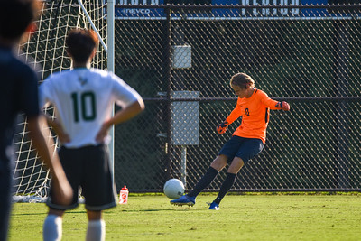 Boys Varsity Soccer vs. Christ School