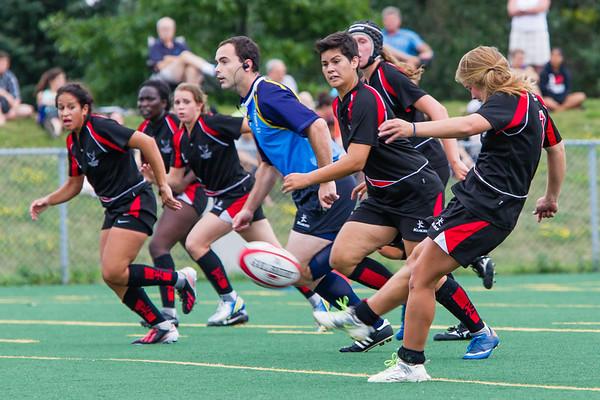 Ravens Varsity Rugby 2013
