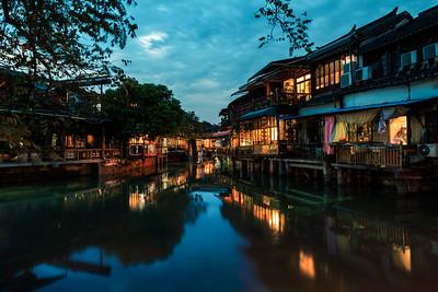 Zhujiajiao Water Town (朱家角水镇)
