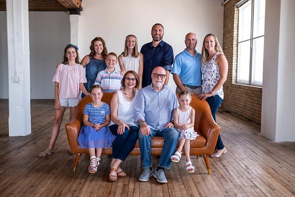 Keller Family 2020