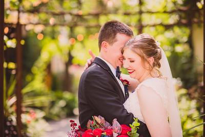 Joe + Alisha | Wedding