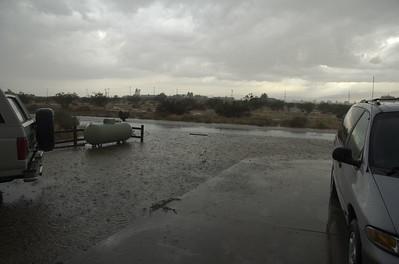Rain Storm 15 Aug 2005