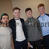 Darragh McSloy, Brendan Mackel, Shay McConville and Conall Gallagher. R1635016