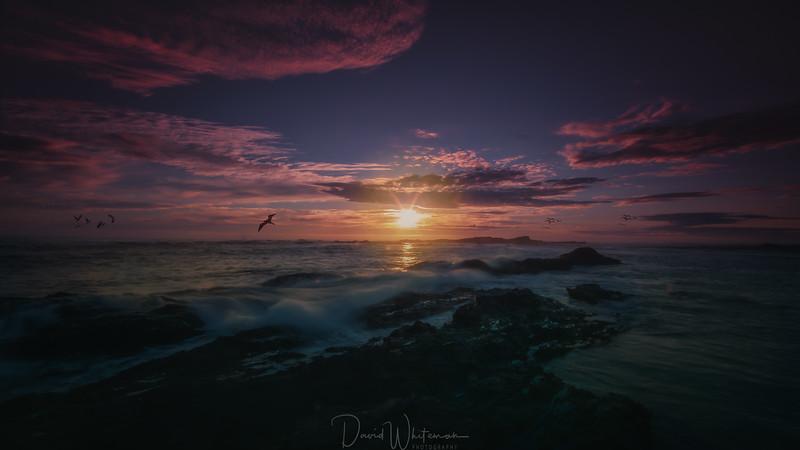 South Coast Sunrise