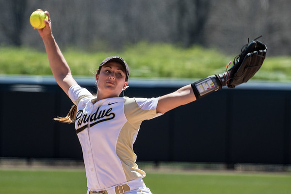 Purdue Softball vs Illinois 2016-4-17
