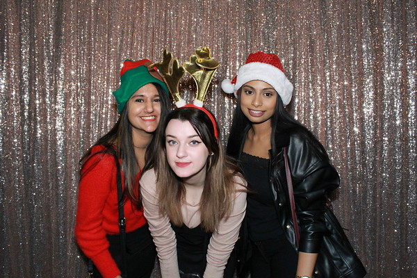 December 5, 2019 - AON Holiday Party