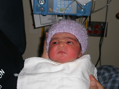 Newborn Aanya