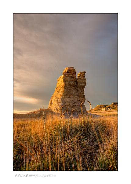 Sunrise, Castle Rock, KS