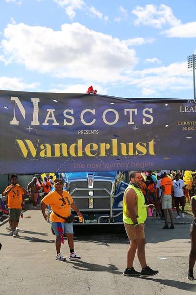 Mascots International - Miami Carnival 2019