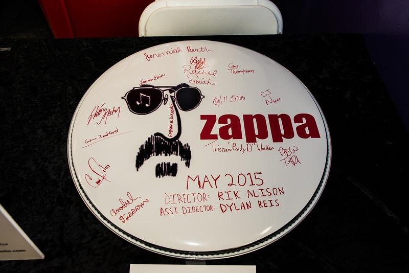 School of Rock Main Line - Zappa - May 30th, 2015