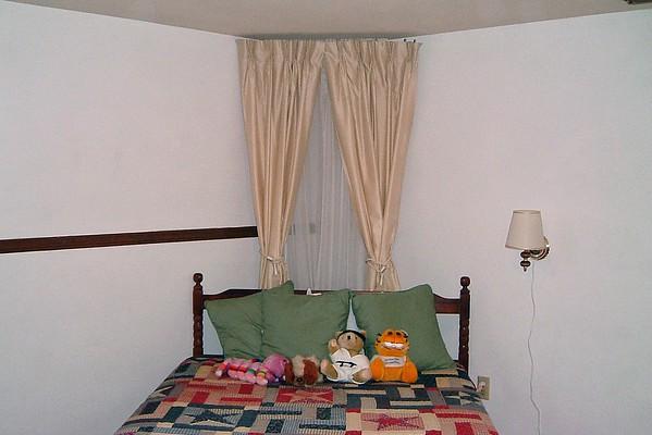 July 3, 2003:  Making progress on getting settled in .  .  .