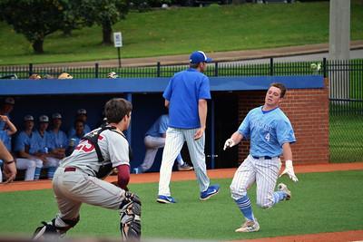 Varsity Baseball - MBA