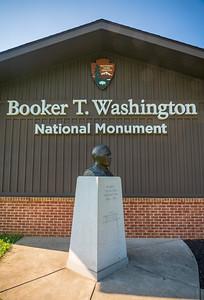 Booker T. Washington National Monument