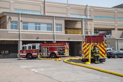 Parker Hospital Fire