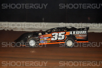 Red Clay Late Models Sept-30-2016