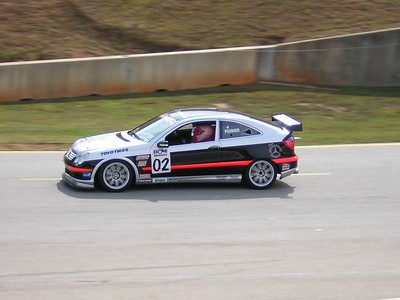 SPEED Touring Car at Road Atlanta