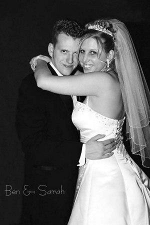 Mr. & Mrs. Ben Qualls -April 23, 2005