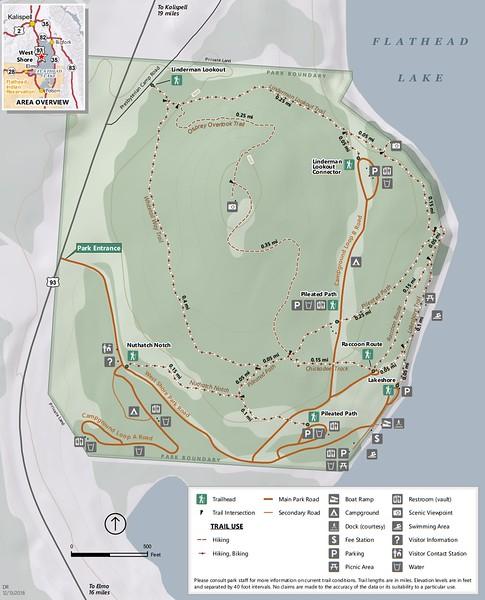 West Shore-Flathead Lake State Park