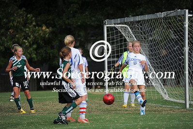 00 Lady Lobos Blue vs 00 Maumelle Dragonflies