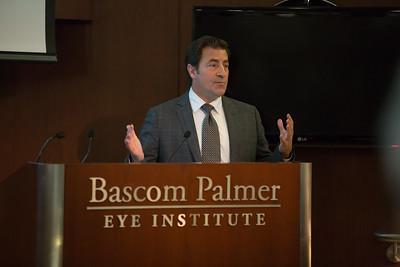 Mark Gladden, M.D. - Keynote Speaker