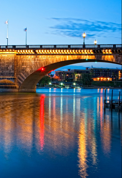 London Bridge in Color