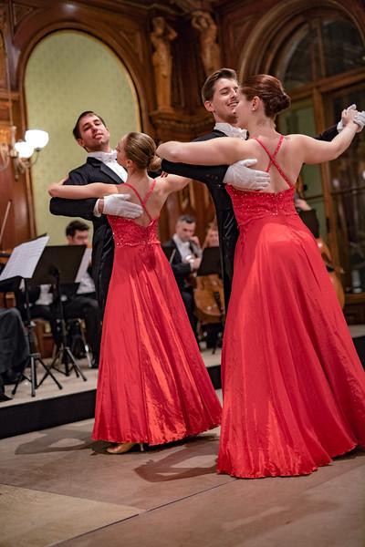 Viennese Waltz, Vienna Opera House