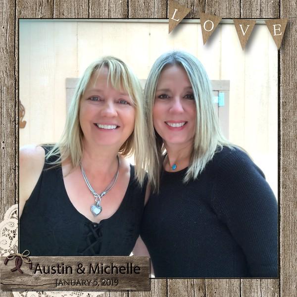 Austin & Michelle's Wedding