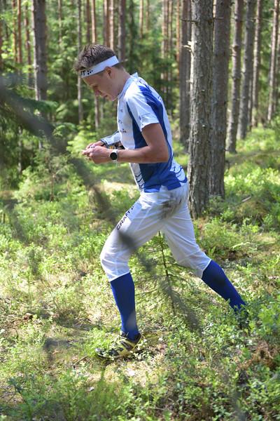 Akseli Ruohola, kuva: SSL/Pirjo Valjanen