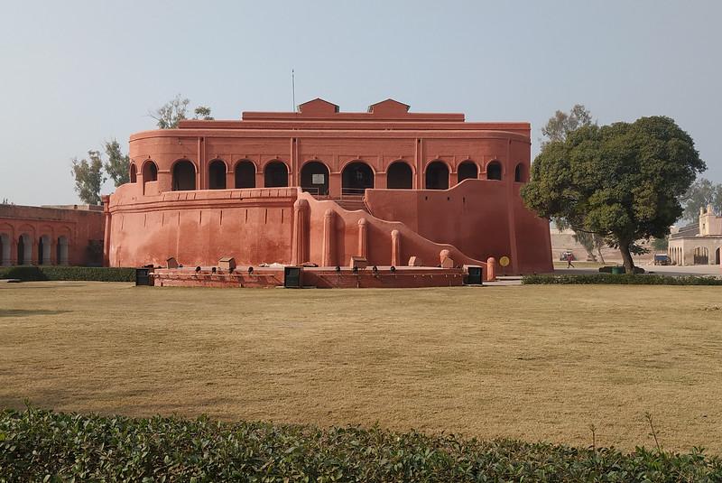Gobindgarh Fort in Amritsar