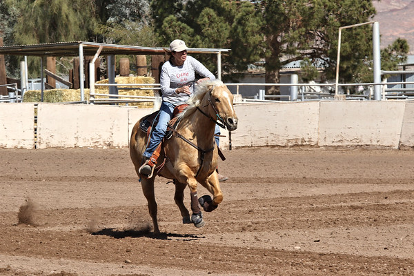 NGRA Association Barrel Racing Event