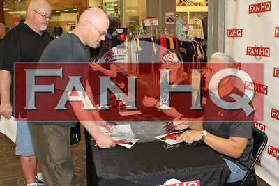 Ricky The Dragon Steamboat at Fan HQ
