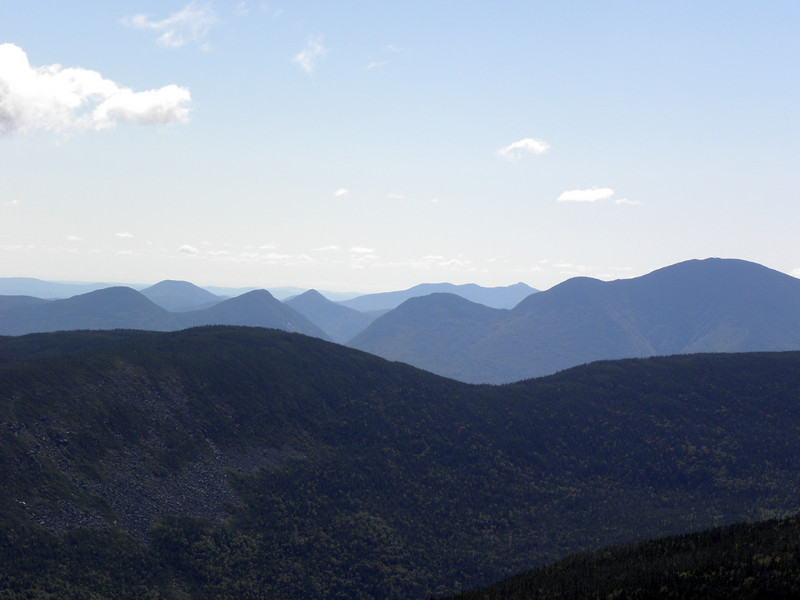 Zealand with Carrigain Notch behind