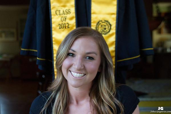 Kristen Barnes Grad Pictures
