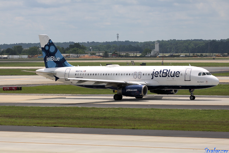 Airbus A320-232  s/n 1557 N527JL Jet Blue