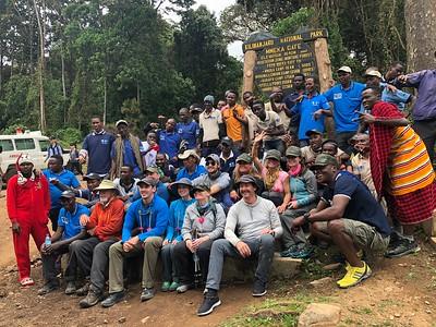 2018 Mt. Kilimanjaro