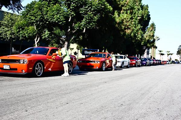 Second Annual Surf City Car Show Huntington Beach (8-22-10)