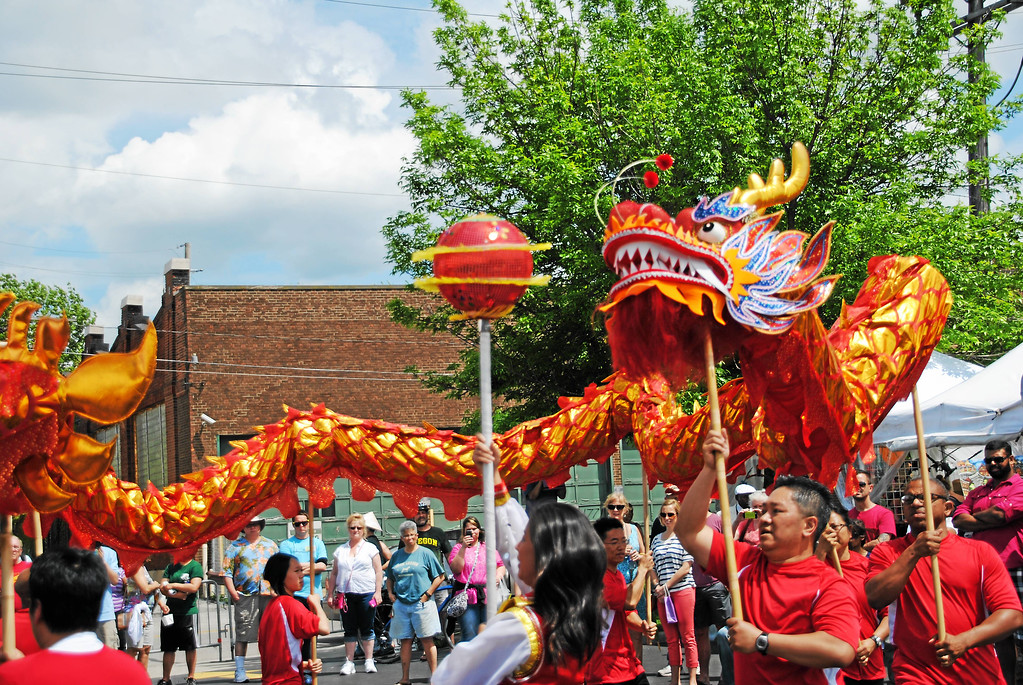 . The Cleveland Asian Festival highlights Japan, India, Vietnam, Malaysia, Thailand, the Philippines and Korea. The 2018 festival is 11 a.m. to 7 p.m. May 19 and 20 at East 27th Street and Payne Avenue in Cleveland. For more information, visit clevelandasianfestival.org/2018.  (Submitted)