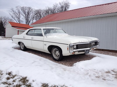 1969 Chevy Impala 4 dr