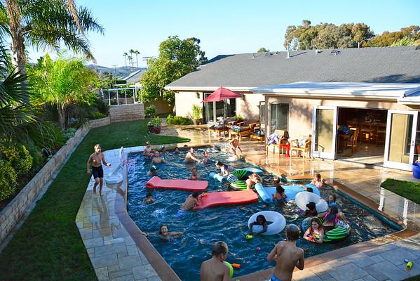 2014 Summer Activities