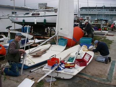 2008-05-26: Laser Sail-Off