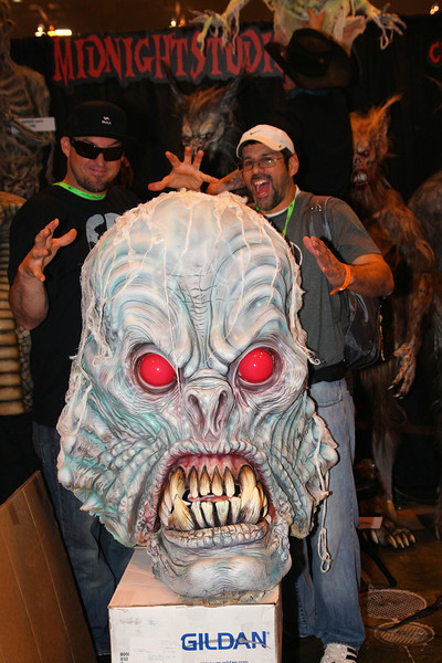 TransWorld Halloween & Attractions Show 2013