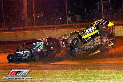 Mercer Raceway Park - 8/24/19 - Tommy Hein